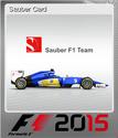 F1 2015 Foil 08
