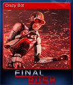 Final Rush Card 4