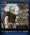 Fragments of Him Card 3