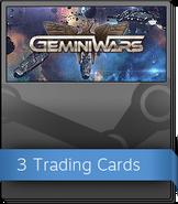 Gemini Wars Booster Pack