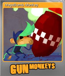 Gun Monkeys Foil 3