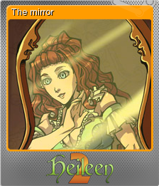 Heileen 2 The Hands Of Fate Foil 4