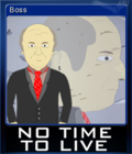 No Time To Live Card 4