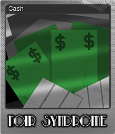Noir Syndrome Foil 2