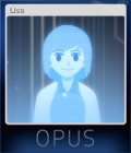OPUS The Day We Found Earth Card 3