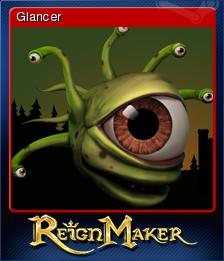 ReignMaker Card 5