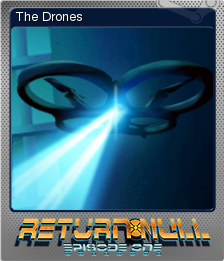 Return NULL - Episode 1 Foil 2
