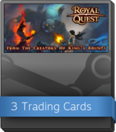 Royal Quest Booster Pack