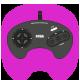 SEGA Mega Drive and Genesis Classics Badge 4