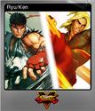 Street Fighter V Foil 13