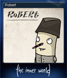 The Inner World Card 1 Robert