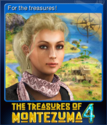 The Treasures of Montezuma 4 Card 5
