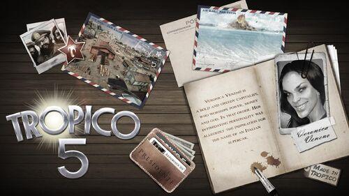 Tropico 5 Artwork 7