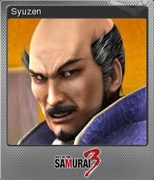 Way of the Samurai 3 Foil 5