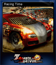 Zombie Driver HD Card 2