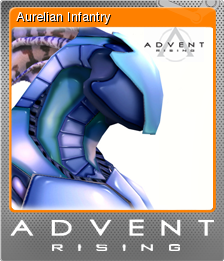 Advent Rising Foil 01