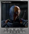 Batman Arkham Origins Foil 5
