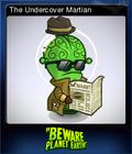 Beware Planet Earth Card 3