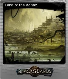Blackguards Foil 1