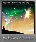 But to Paint a Universe Foil 11