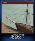 Curse of the Assassin Card 8