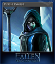 Fallen Enchantress Legendary Heroes Card 9