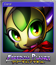 Freedom Planet Foil 2