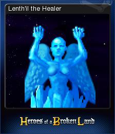 Heroes of a Broken Land Card 5