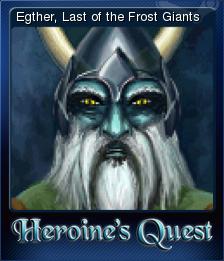 Heroines Quest The Herald of Ragnarok Card 3