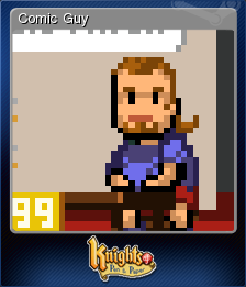 Knights of Pen and Paper Card 2