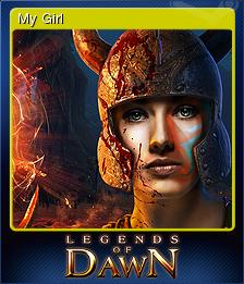 Legends of Dawn Card 5