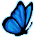 Life Is Strange Emoticon LIS butterfly