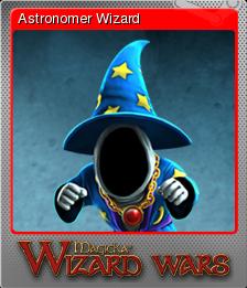 Magicka Wizard Wars Foil 2
