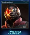 Metro Conflict Card 8