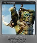 Middle-earth Shadow of Mordor Foil 3