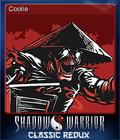 Shadow Warrior Classic Redux Card 1