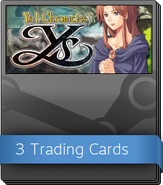 Ys I Booster Pack