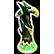Zack Zero Emoticon zztrophy