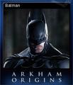 Batman Arkham Origins Card 2
