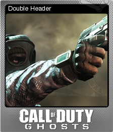 Call of Duty Ghosts Multiplayer Foil 10
