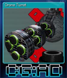 CortexGear AngryDroids Card 7