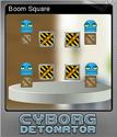 Cyborg Detonator Foil 8