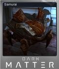 Dark Matter Foil 5
