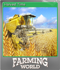 Farming World Foil 4