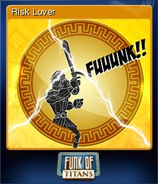 Funk of Titans Card 4