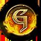 Gauntlet Badge 5