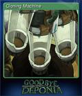 Goodbye Deponia Card 1