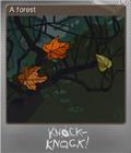 Knock-knock Foil 3