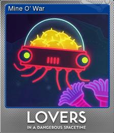 Lovers in a Dangerous Spacetime Foil 3