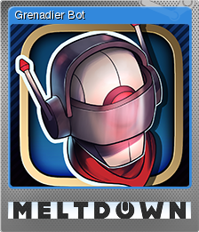 Meltdown Card 03 Foil